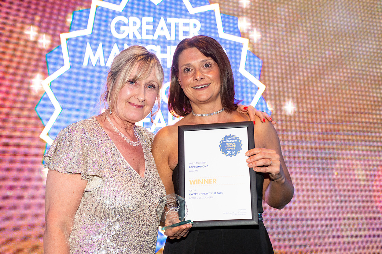 East Lancashire midwife, nurses  triumph at regional research awards